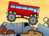 Игра Большие Авто-Монстры