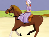 Игра Прогулка на Лошади