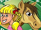 Игра Кормить Лошадей