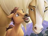 Игра Лошадь Спирит - Побег