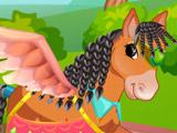 Игра Салон Красоты для Лошадей