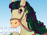 Игра Прически для Лошадей