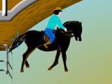 Игра Удержись на Лошади