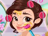 Игра Макияж для Девушки с Обложки