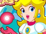 Игра Марио: Супер Обстрел Пич