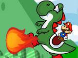 Игра Приключение Марио и Йоши 3