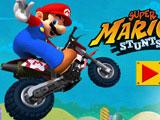 Игра Трюки Супер Марио