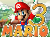 Игра Марио Мотокросс 3