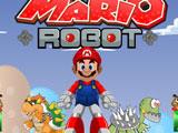 Игра Марио Робот