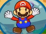 Игра Спасение Марио из Пузыря