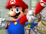 Игра Марио: Буйство Зомби