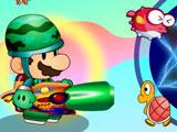 Игра Марио: Зона Расстрела
