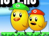 Игра Цыплята Марио
