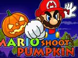 Игра Марио Стреляет по Тыквам