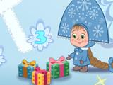 Игра Маша и Медведь - Подарки
