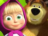 Маша и Медведь Развивающая Игра