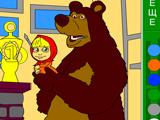 Маша и Медведь Кубок Славы