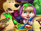 Маша и Медведь: Беда на Кухне