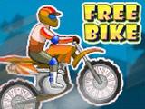 Игра Свободный Мотоцикл