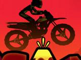 Игра Мотоциклы: Гонки по Вулкану