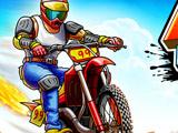 Игра Мотоциклы: Байк Раш