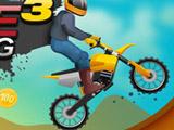 Игра Мотоциклы в Горах 3