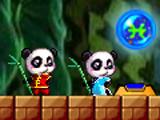 Игра Огонь и Вода: Панды