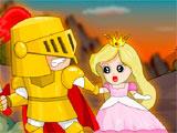 Игра Огонь и Вода: Спасти Принцессу