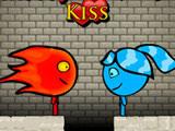 Игра Огонь и Вода: Поцелуи