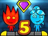 Игра Огонь и Вода 5: Элементы