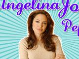 Игра Пазлы Анджелина Джоли