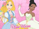 Игра Пазлы Принцессы  Диснея