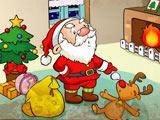 Игра Пазлы Рождество