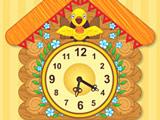 Игра Часики - Изучаем Время
