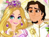 Игра Свадьба Рапунцель