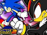 Игра Sonic Adventure 2