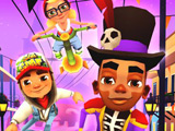 Subway Surfers 1.4.0 Halloween
