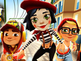 Игра Subway Surfers Париж - Paris