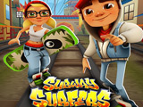 Игра Subway Surfers Пекин - Beijing