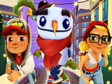 Игра Subway Surfers Лондон