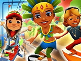 Subway Surfers Аравия