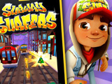 Игра Subway Surfers на Планшет