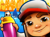 Subway Surfers Барселона