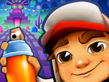 Subway Surfers Мексика