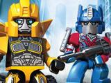Игра Трансформеры Лего